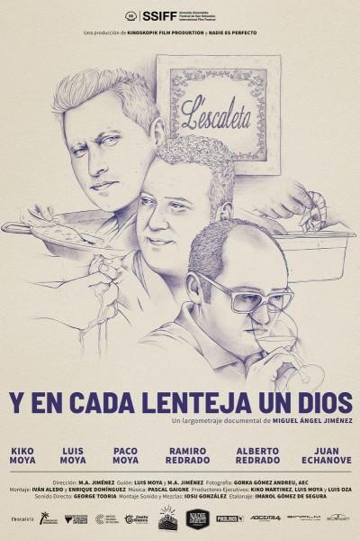 Caratula, cartel, poster o portada de Y en cada lenteja un dios