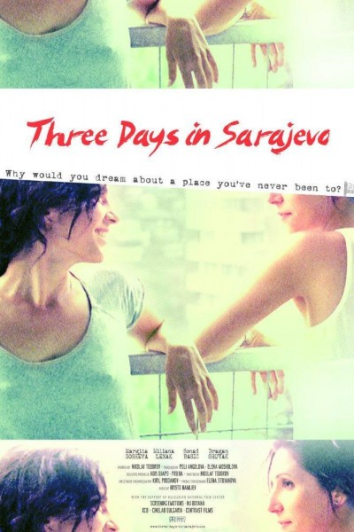 Caratula, cartel, poster o portada de Three Days in Sarajevo