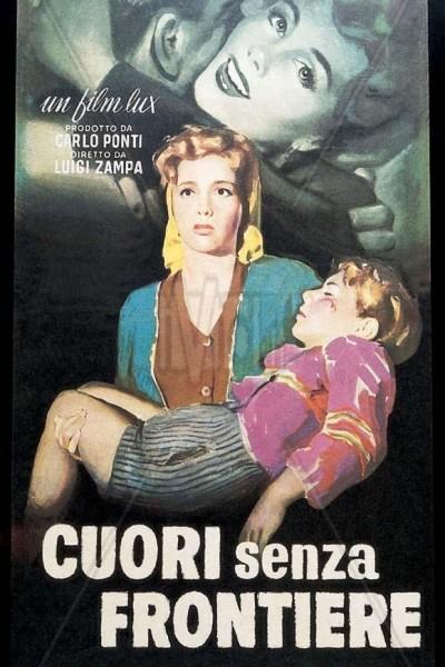 Caratula, cartel, poster o portada de Corazones sin fronteras