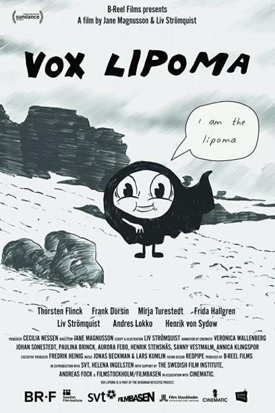 Caratula, cartel, poster o portada de Vox Lipoma