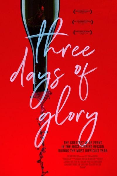 Caratula, cartel, poster o portada de Three Days of Glory