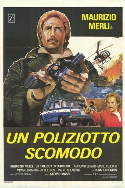 Caratula, cartel, poster o portada de Policía sin ley
