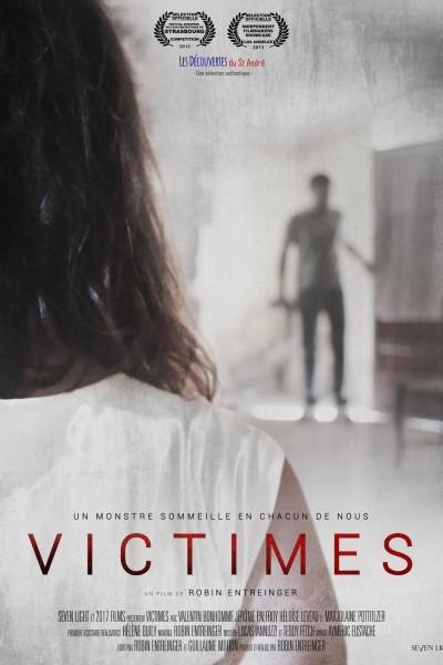 Caratula, cartel, poster o portada de Victimes