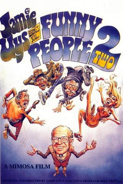 Caratula, cartel, poster o portada de Funny People II