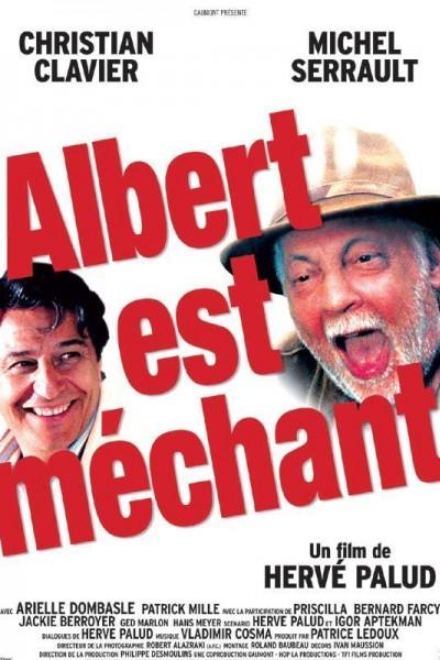 Caratula, cartel, poster o portada de Albert est méchant