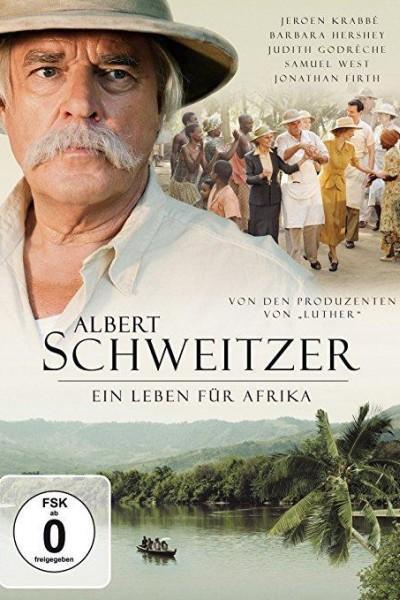 Caratula, cartel, poster o portada de Albert Schweitzer