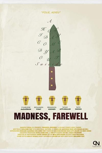 Caratula, cartel, poster o portada de Madness, Farewell