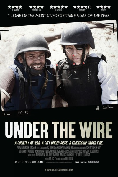 Caratula, cartel, poster o portada de Under the Wire