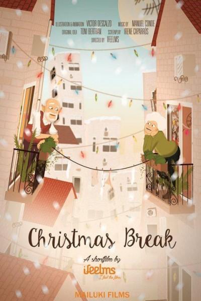 Caratula, cartel, poster o portada de Christmas Break