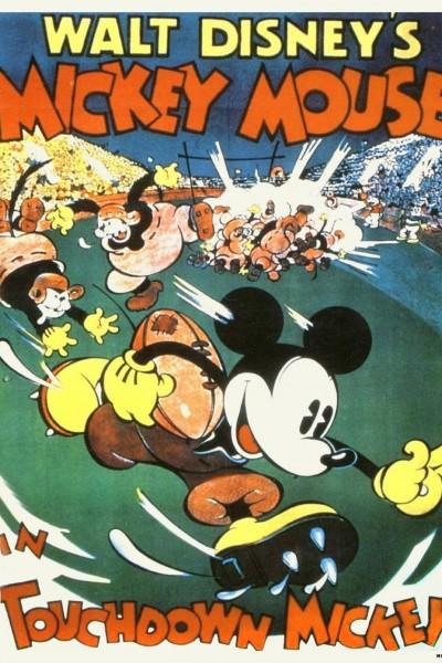 Caratula, cartel, poster o portada de Mickey Mouse: La victoria de Mickey