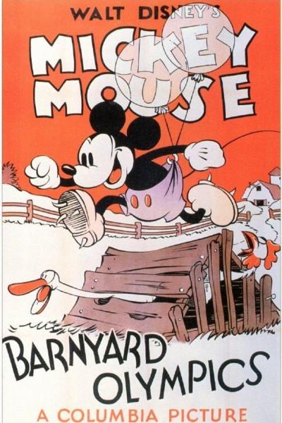 Caratula, cartel, poster o portada de Mickey Mouse: Las olimpiadas de Mickey