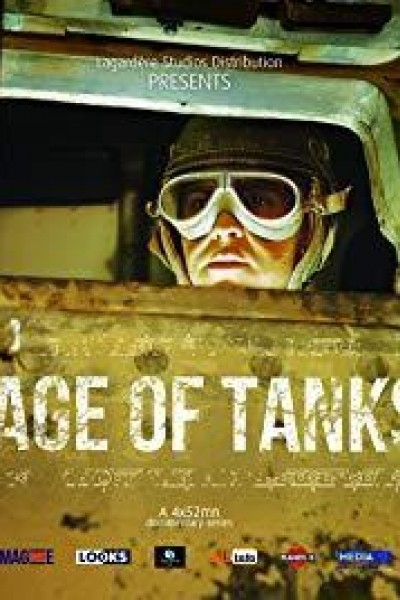 Caratula, cartel, poster o portada de Age of Tanks