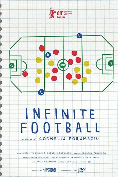 Caratula, cartel, poster o portada de Infinite Football