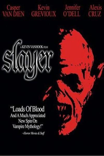 Caratula, cartel, poster o portada de Slayer