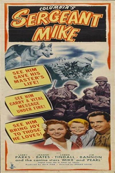 Caratula, cartel, poster o portada de Sergeant Mike