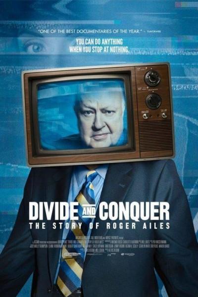 Caratula, cartel, poster o portada de Divide and Conquer: The Story of Roger Ailes