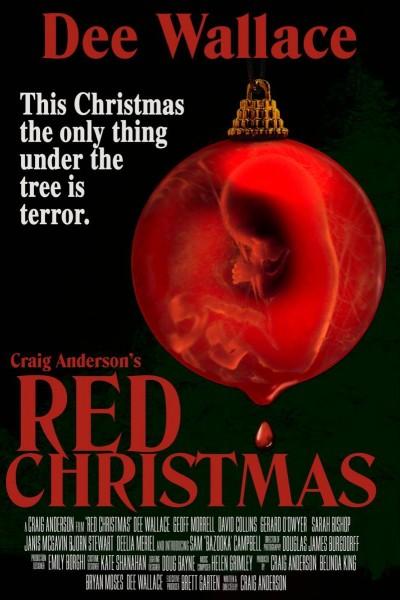 Caratula, cartel, poster o portada de Red Christmas