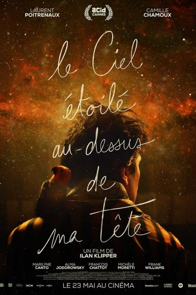 Caratula, cartel, poster o portada de Le ciel étoilé au-dessus de ma tête