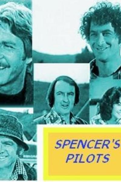Caratula, cartel, poster o portada de Los pilotos de Spencer