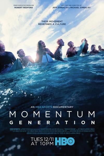 Caratula, cartel, poster o portada de Momentum Generation