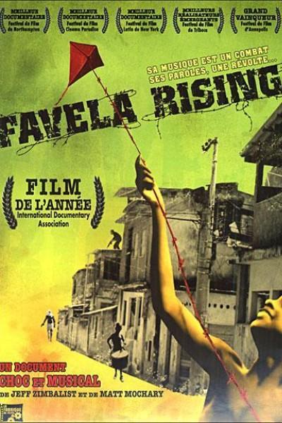 Caratula, cartel, poster o portada de Favela Rising