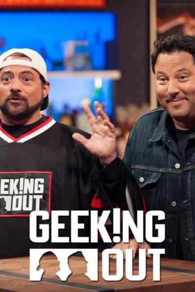 Caratula, cartel, poster o portada de Geeking Out