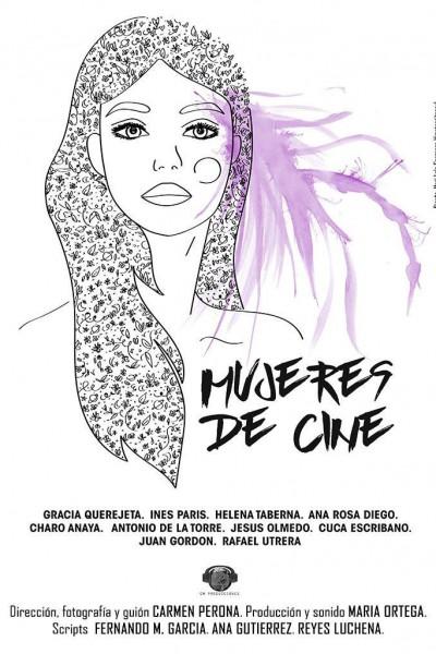 Caratula, cartel, poster o portada de Mujeres de cine