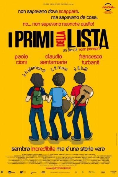 Caratula, cartel, poster o portada de I primi della lista
