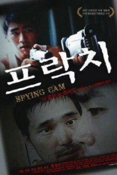Caratula, cartel, poster o portada de Spying Cam