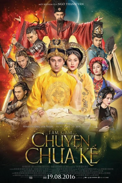 Caratula, cartel, poster o portada de Tam Cam: Chuyen Chua Ke