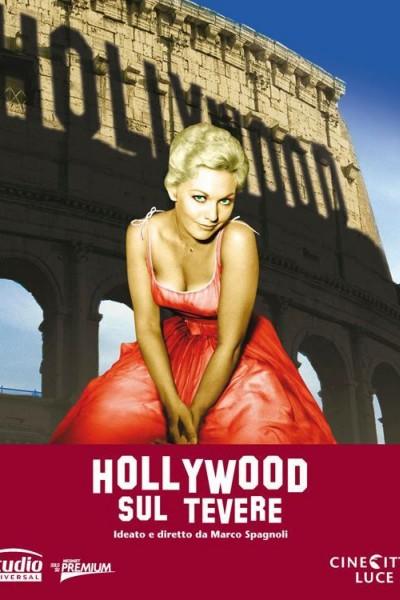 Caratula, cartel, poster o portada de Hollywood sobre el Tíber