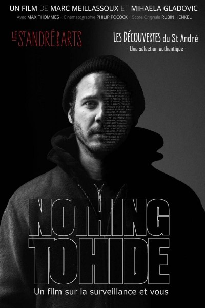 Caratula, cartel, poster o portada de Nothing to Hide