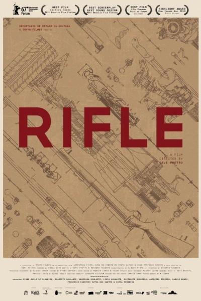 Caratula, cartel, poster o portada de Rifle
