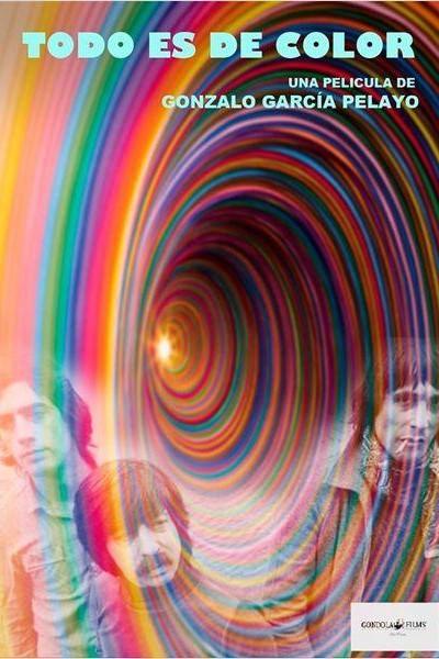 Caratula, cartel, poster o portada de Todo es de color