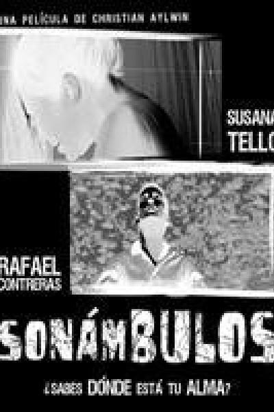 Caratula, cartel, poster o portada de Sonámbulos