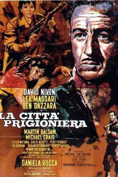 Caratula, cartel, poster o portada de La ciudad prisionera