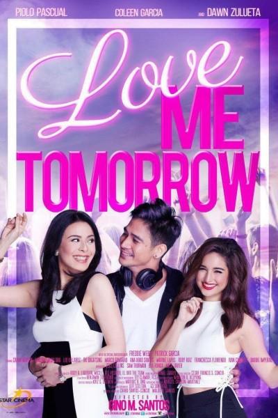 Caratula, cartel, poster o portada de Love Me Tomorrow