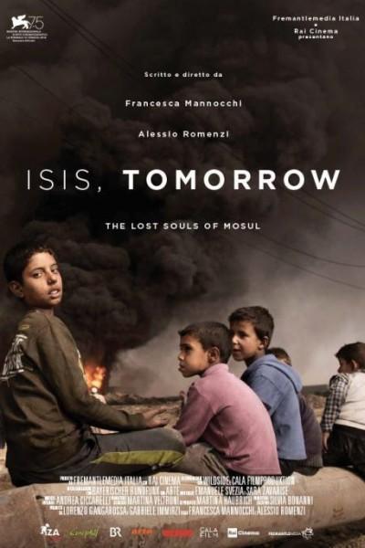 Caratula, cartel, poster o portada de ISIS, Tomorrow. The Lost Souls of Mosul