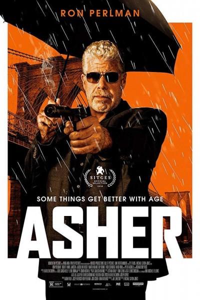 Caratula, cartel, poster o portada de Asher