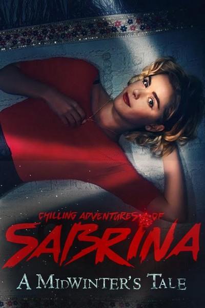 Caratula, cartel, poster o portada de Chilling Adventures of Sabrina: A Midwinter's Tale