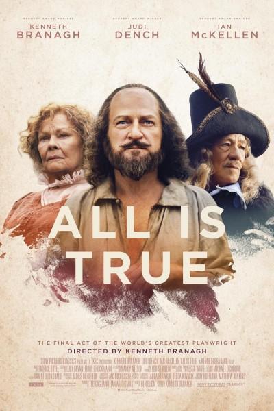 Caratula, cartel, poster o portada de All Is True