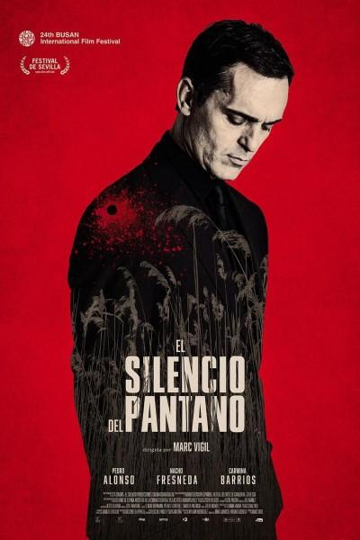 Caratula, cartel, poster o portada de El silencio del pantano