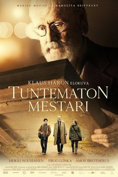 Caratula, cartel, poster o portada de Tuntematon mestari