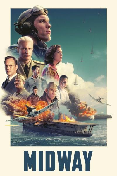 Caratula, cartel, poster o portada de Midway