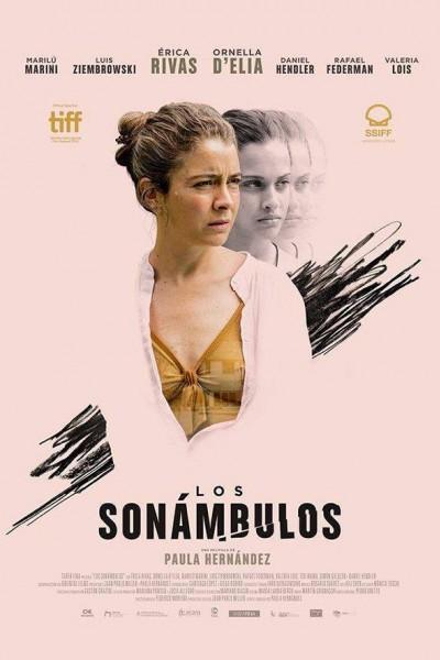 Caratula, cartel, poster o portada de Los sonámbulos