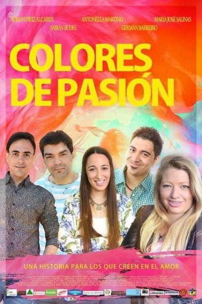 Caratula, cartel, poster o portada de Colores de pasión