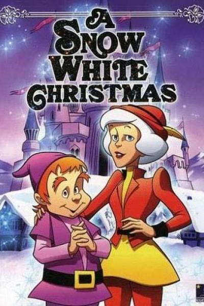 Caratula, cartel, poster o portada de Blancanieves Christmas