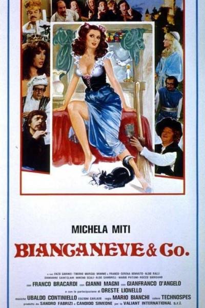 Caratula, cartel, poster o portada de Blancanieves y los 7 sádicos