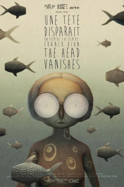 Caratula, cartel, poster o portada de Una cabeza desaparece