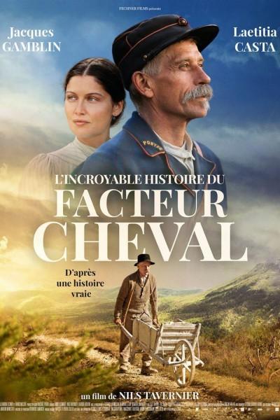 Caratula, cartel, poster o portada de L\'incroyable histoire du facteur Cheval